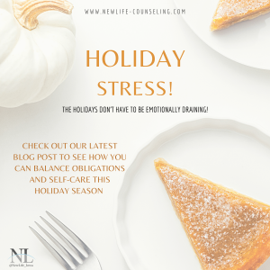Holiday Stress Boundaries- They don't have to be emotionally draining