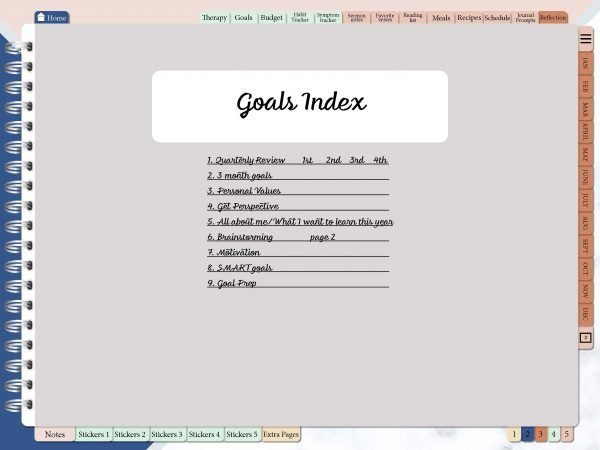 Ultimate-undated-planner-goals-workbook-index-dr don-newlife-counseling